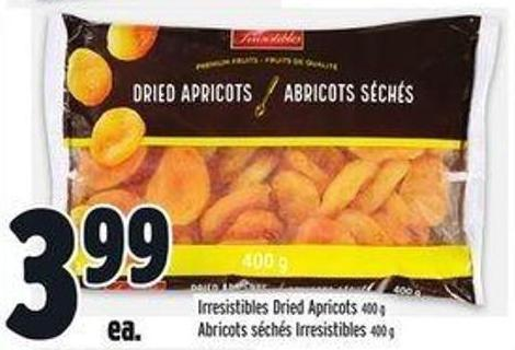 Irresistibles Dried Apricots