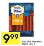 Piller's Pepperoni Sticks 500 g