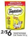 Temptations Cat Treats 180 g
