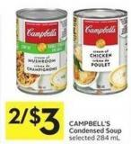 Campbell's Condensed Soup Selected - 284 mL