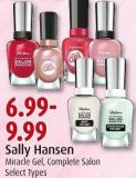 Sally Hansen Miracle Gel - Complete Salon