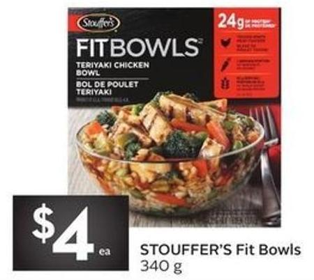 Stouffer's Fit Bowls
