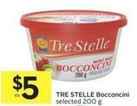 Tre Stelle Bocconcini Selected 200 g