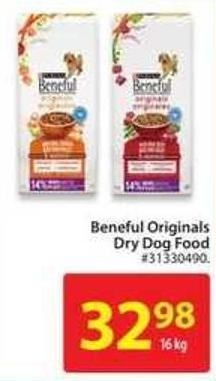 Purina Beneful Original With Chicken Dog Food