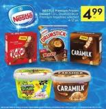 Nestlé Premium Frozen Dessert 1.5 L - Drumsticks or Premium Novelties Selected 4-12 Pk