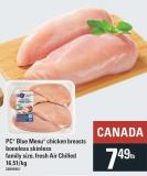 PC Blue Menu Chicken Breasts