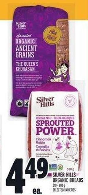 Silver Hills Organic Breads