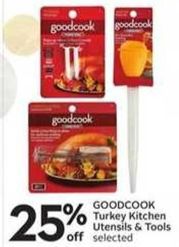 Goodcook Turkey Kitchen Utensils & Tools