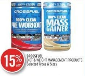 Crossfuel Diet & Weight Management Products