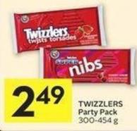 Twizzlers Party Pack 300-454 g