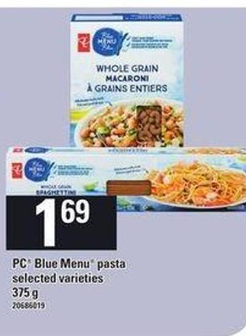 PC Blue Menu Pasta - 375 G