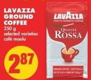 Lavazza Ground Coffee - 250 G