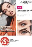 L'oréal Unbelieva Brow Gel