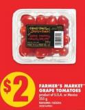 Farmer's Market Grape Tomatoes - 255 g