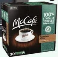 Keurig Selected Tim Hortons 48-ct and Mccafe 30-ct Coffee Pods