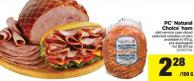 PC Natural Choice Ham