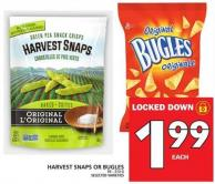 Harvest Snaps Or Bugles