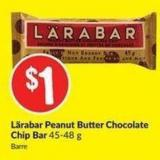 Lärabar Peanut Butter Chocolate Chip Bar 45-48 g
