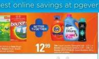 Tide Liquid Laundry Detergent - 2.04 - 2.21 L Or Downy Liquid Fabric Softener 2.47 - 3.06 L Or Downy Unstopables Scent Boosters 422 G