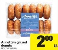 Annette's Glazed Donuts - 12's