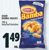 Osem Bamba Snacks 100 g