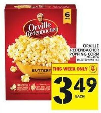 Orville Redenbacher Popping Corn