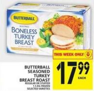 Butterball Seasoned Turkey Breast Roast