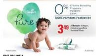 Pampers - 1x Wipes