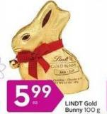 Lindt Gold Bunny - 100 g