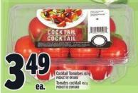 Cocktail Tomatoes 453 g