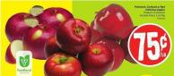 Mcintosh - Cortland or Red Delicious Apples