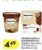 Häagen-dazs or Goodnorth Ice Cream
