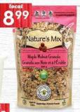 Nature's Mix Granola
