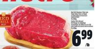 Red Grill Boneless Strip Loin Steak Value Pack Or Roast
