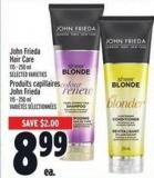 John Frieda Hair Care 115 - 250 ml