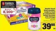 Nestlé Good Start Powder - Ready To Feed Or Concentrate Infant Formula With Omega