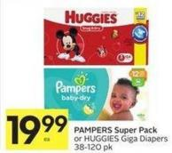 Pampers Super Pack
