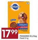 Pedigree Dry Dog Food 8 Kg