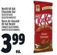 Nestlé Kit Kat Chocolate Bar