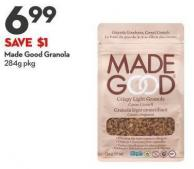 Made Good Granola 284g Pkg