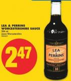 Lea & Perrins Worcestershire Sauce - 284 mL