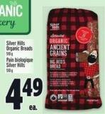 Silver Hills Organic Breads 510 g