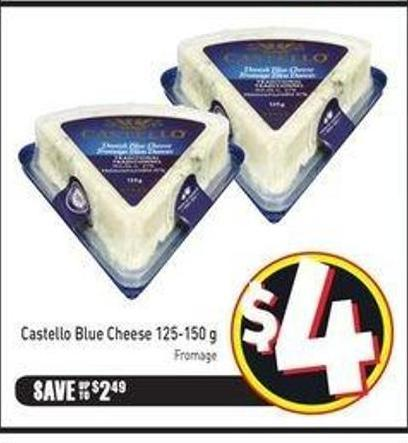 Castello Blue Cheese 125-150 g