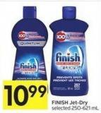 Finish Jet-dry Selected 250-621 mL