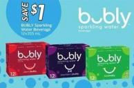 Bubly Sparkling Water Beverage