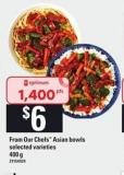 From Our Chefs Asian Bowls - 400 g