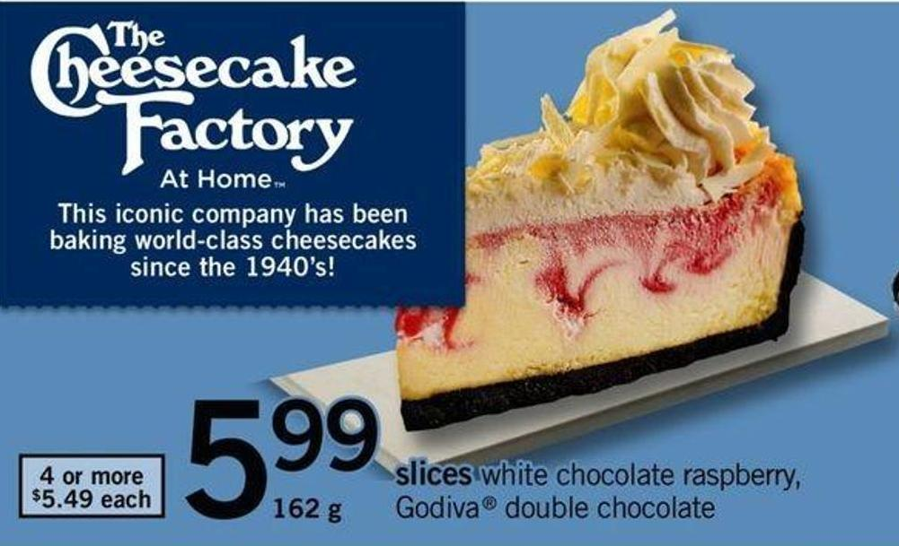 Slices White Chocolate Raspberry - Godiva Double Chocolate - 162 G