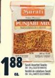Surati Assorted Snacks 200 - 341 g