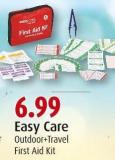 Easy Care Outdoor+travel First Aid Kit