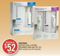 Neostrata Glycolic Duo or Retinol Treatment Skin Care Gift Set